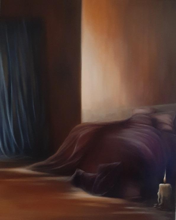 Lumière d'automne Laurence Angeli Bel'arti