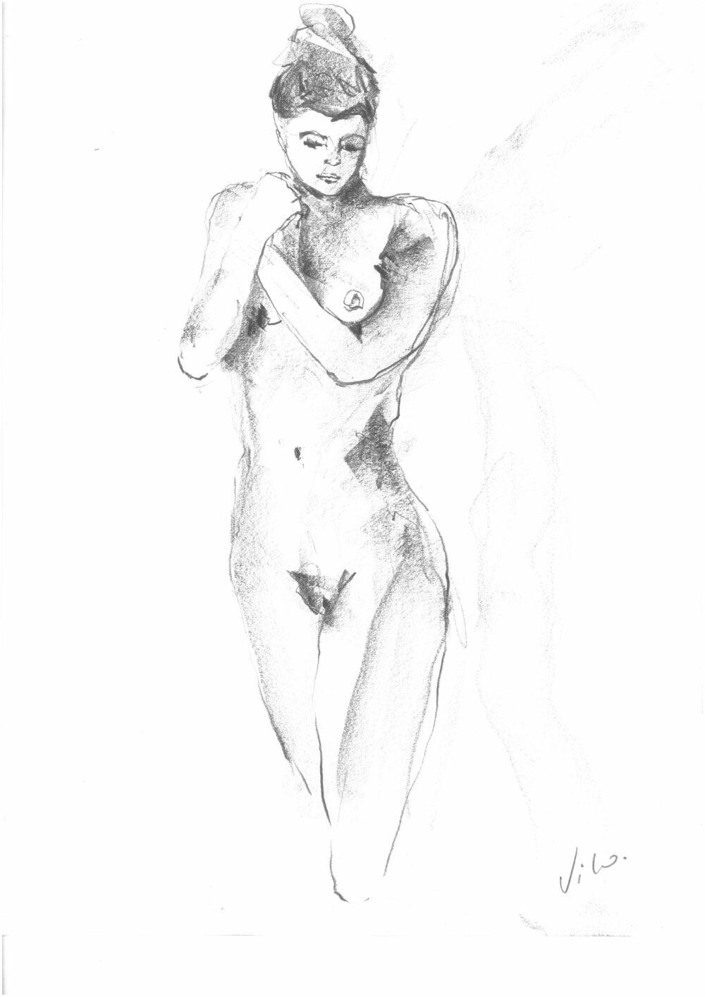 Charlotte 2 Victor Lorenzi BEL'ARTI