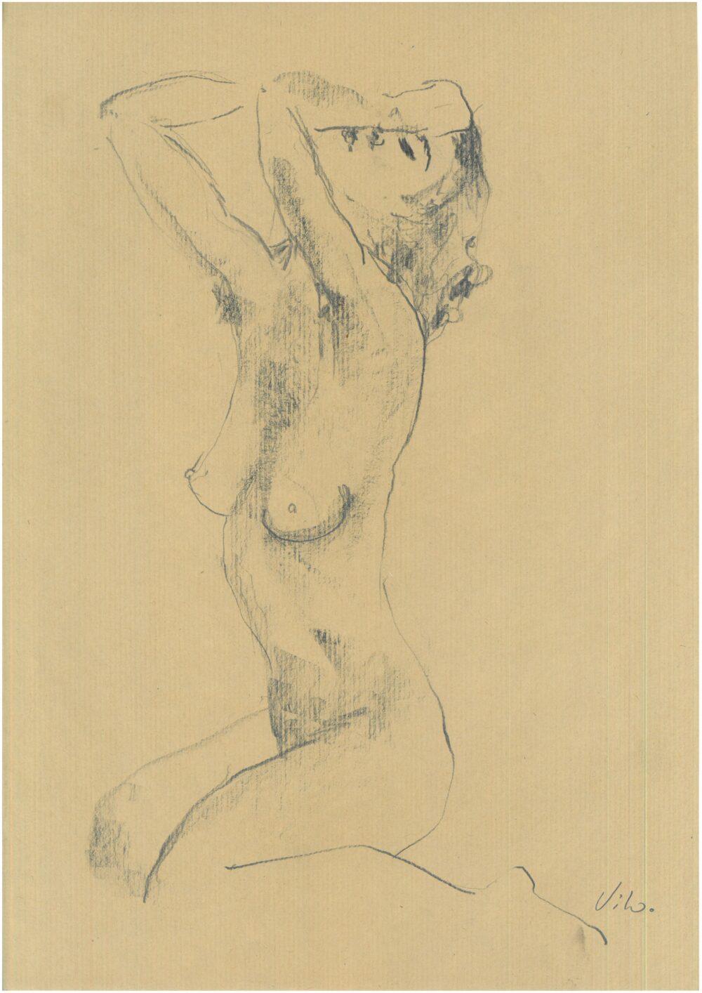 Christelle 1 Victor Lorenzi bel'arti