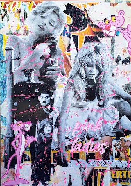 Pink ladies Felix Agostini NFA