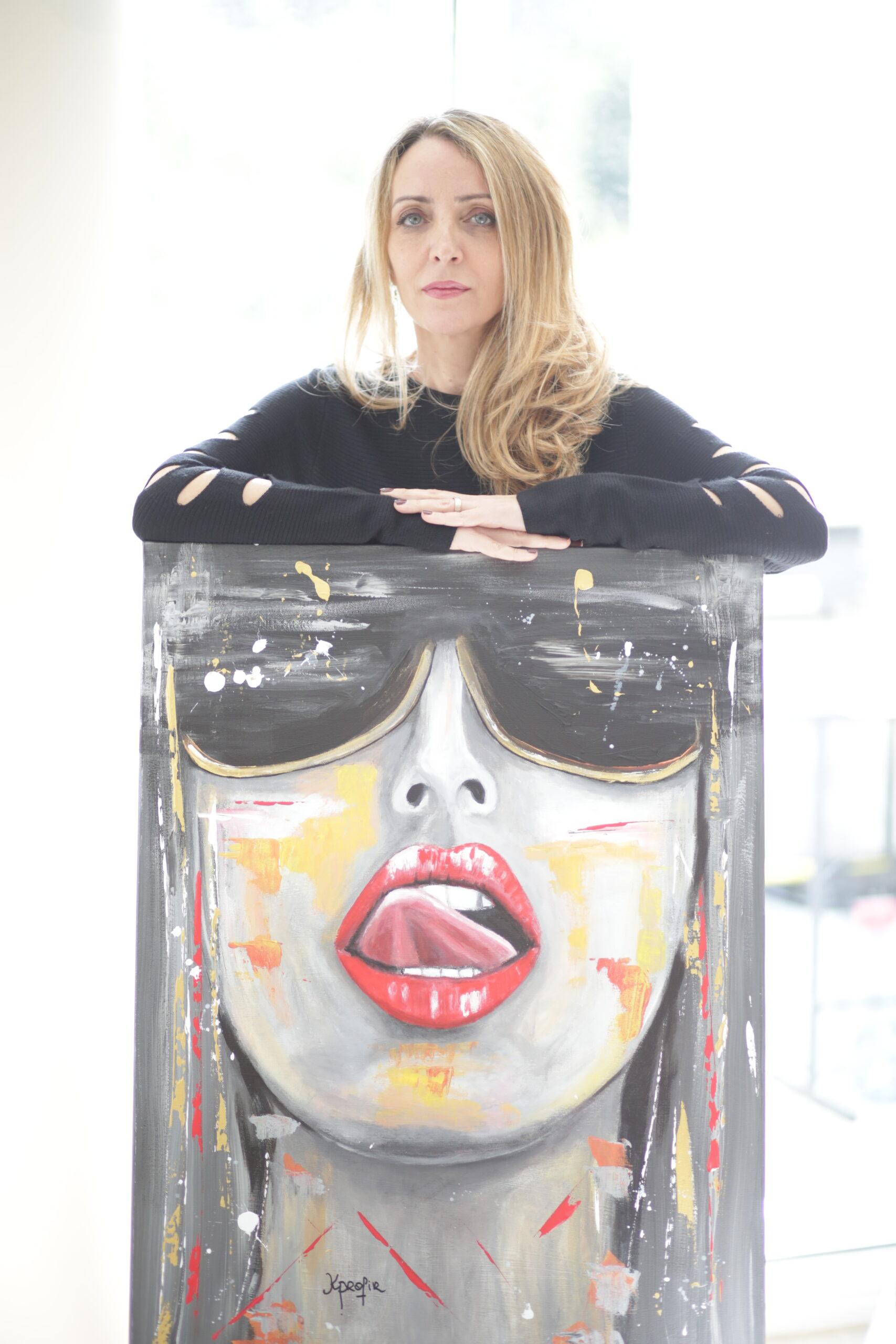 karine Profir galerie Bel'Arti