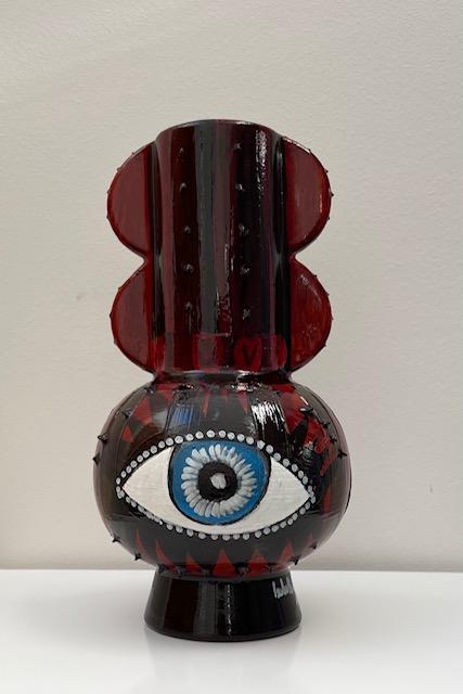 l'ochju de l'amour isabelle Carbuccia galerie bel'arti