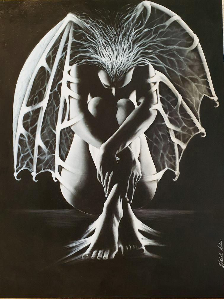 mutation anita Carlotti galerie bel'arti
